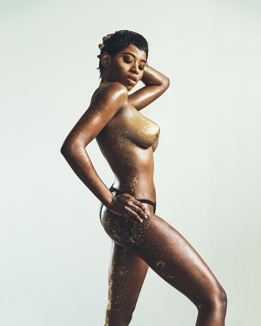 Photo nue d'africaine du 86 sex