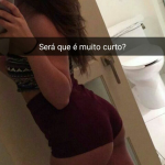 snap chaud sexy 033