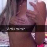 snapchat porn hot girl 006