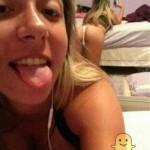 snapchat porn hot girl 013