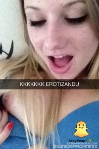 snapchat porn hot girl 069