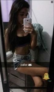 snapchat porn hot girl 092