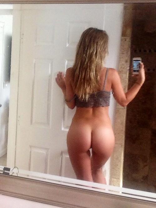coquine du 05 nue en photo montre ses fesses