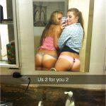 joli cul de meuf hot sur le 14 en photo selfie