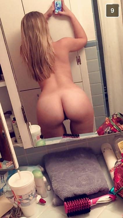 joli cul de meuf hot sur le 46 en photo selfie