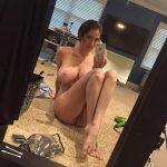 joli cul de meuf hot sur le 86 en photo selfie