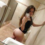 jolie fille sexy du 05 nue en photo exhib son cul