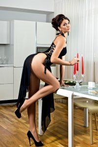 Photo de femme sexy du 17 string érotique