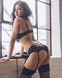 femme sexy coquine du 43