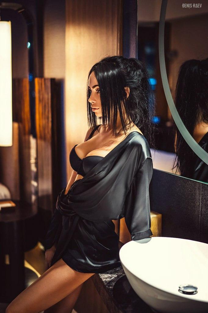 fille du 32 en tenue sexy photo