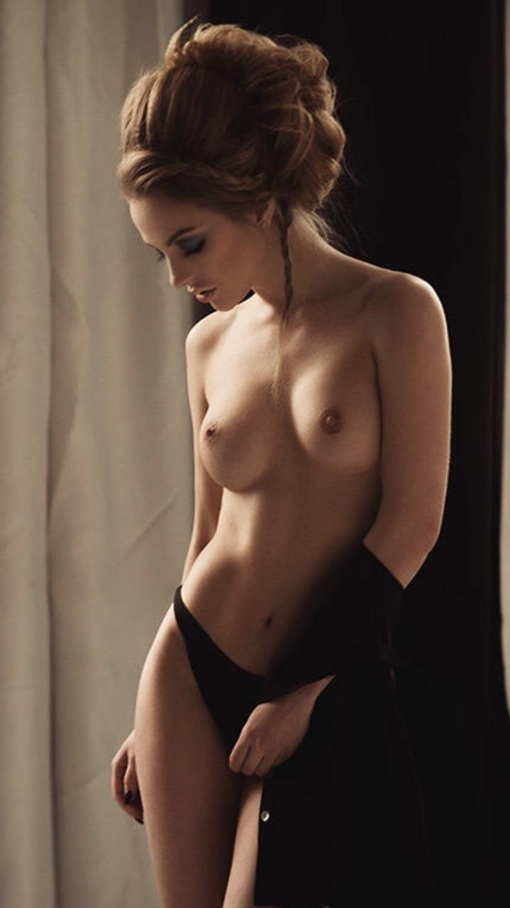fille ultra hot en petite tenue sur le 41